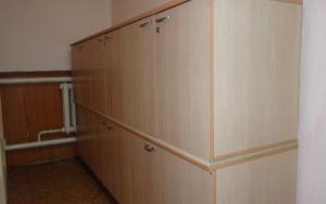 Шкафы для клиентов