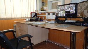 Мебель изготовлена для дежурных специалистов