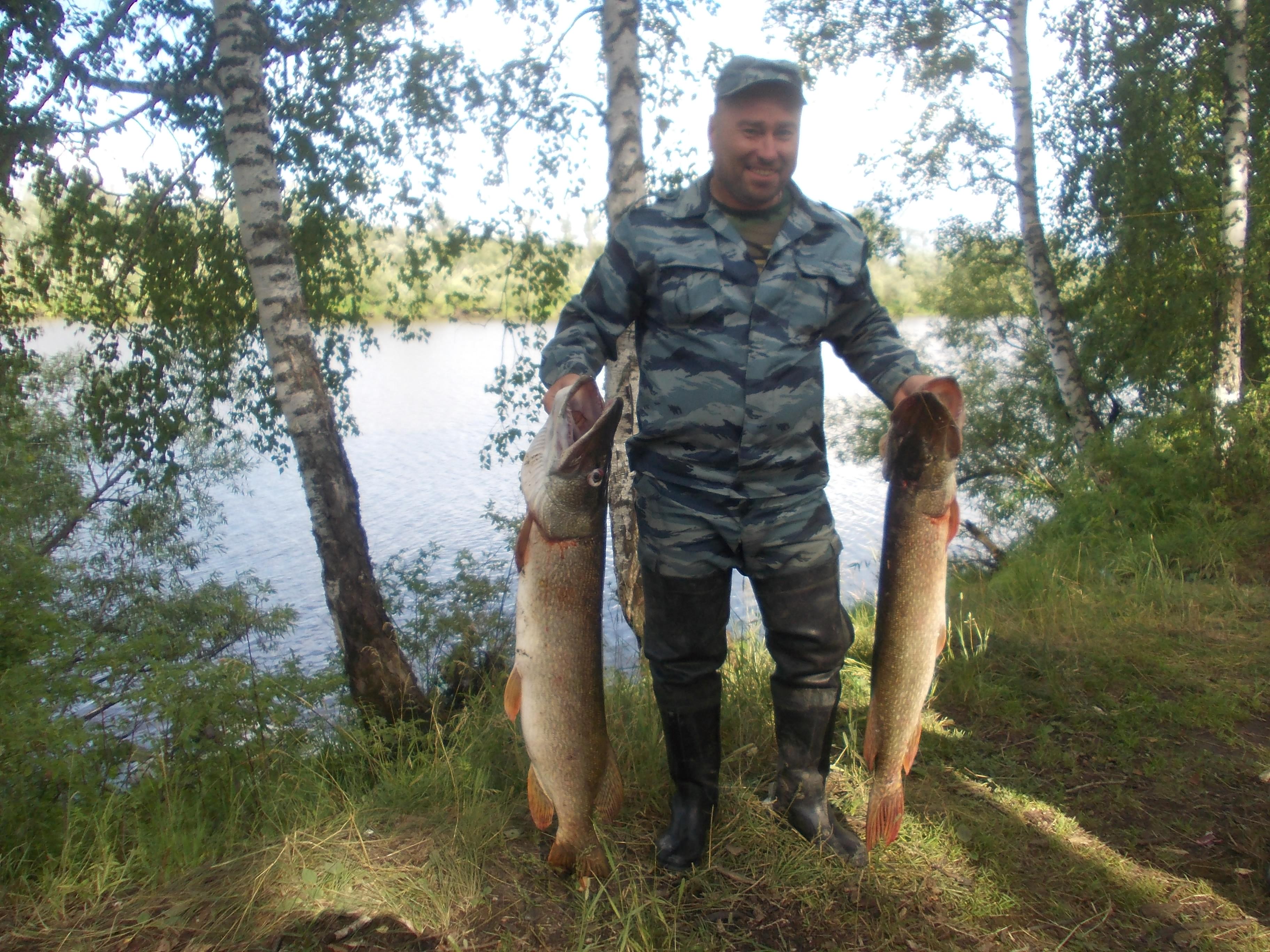 Рыбалка в ачинском районе