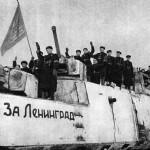 Leningrad.-Blokada